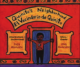 The Cover of Quinito's Neighborhood