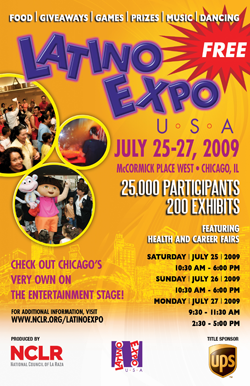 2009 Latin Expo USA